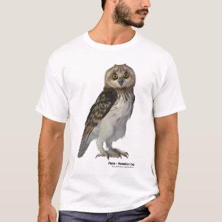 Pueo, die hawaiische Eule T-Shirt