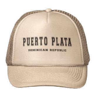 Puerto Plata Dominikanische Republik Netzmütze