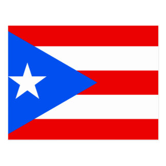 Puerto Rico Postkarte
