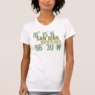 Puerto- Ricohaltung T-Shirt
