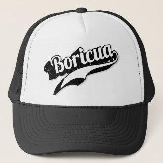 Puertorikaner Boricua T-Shirt Truckerkappe