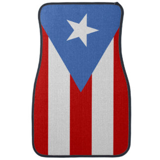 Puertorikanische Flagge Automatte