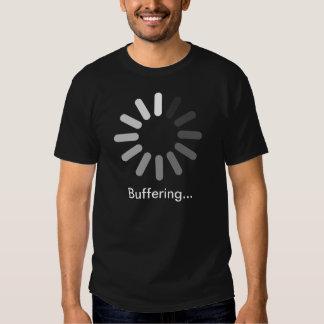 Pufferbetriebs-T - Shirt (kundenspezifischer Text)