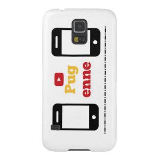 Pugenne Samsung Kasten Galaxie-S5 Hülle Fürs Galaxy S5