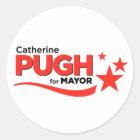 Pugh für Bürgermeister Stickers