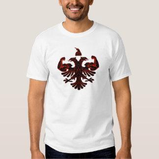Puissance albanaise tshirts