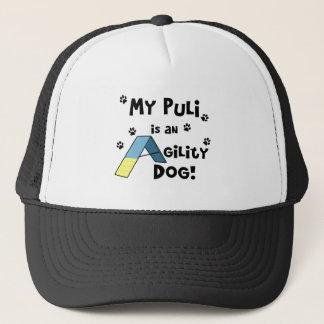 Puli Agility-Hund Truckerkappe