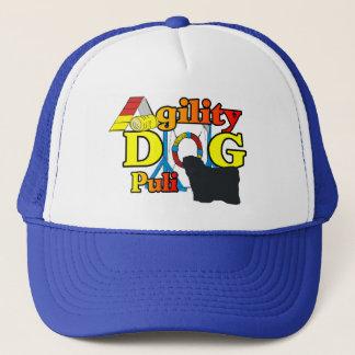 Puli Agility-Shirt-Geschenke Truckerkappe