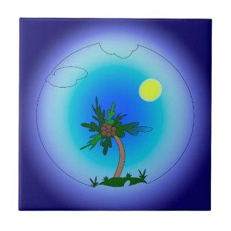 Pulm Baum Fliese