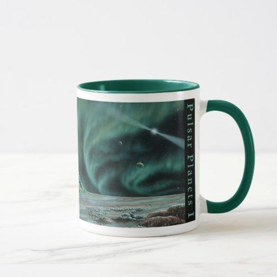 Pulsar-Planeten 1 Tasse