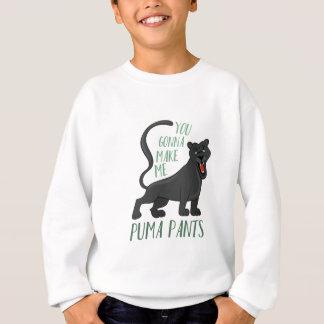 Puma-Hosen Sweatshirt
