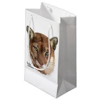 """""""Puma """" Kleine Geschenktüte"""