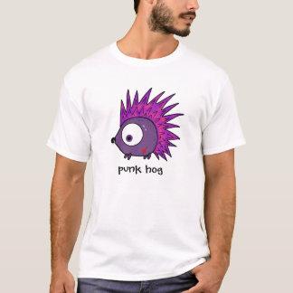 Punk der Igel T-Shirt