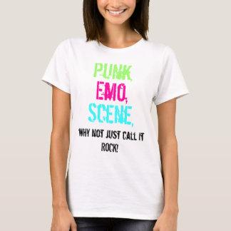 Punk, Emo, Szene, = Rock? T-Shirt