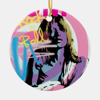 punk_girl keramik ornament