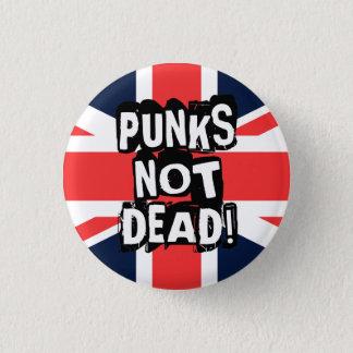 Punks nicht absolut runder button 2,5 cm