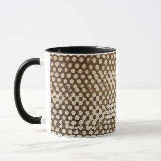 Punkt-Muster-Kunst Tasse