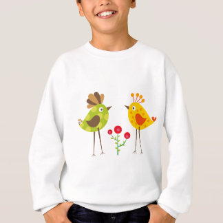Punktvogel 2 sweatshirt