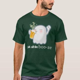 """Punny Halloween: """"Trinken Sie alle Schnäpse! """" T-Shirt"""