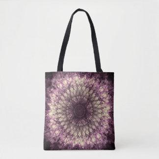 Purple Mandala Tasche