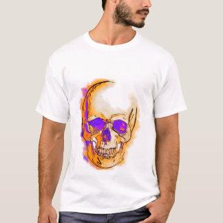 Purple skull T-Shirt