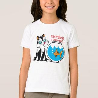 Pussyfoot-Unschuld ist überbewertet T-Shirt
