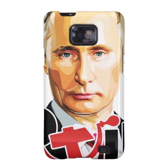 Putin - Russland Galaxy S2 Cover