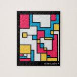 Puzzle de Pixel-plasticism (personnalisable !)