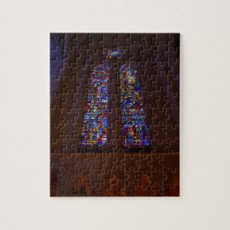 Puzzle der San Francisco Anmut-Kathedralen-#4