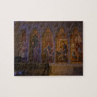 Puzzle der San Francisco Anmut-Kathedralen-#5