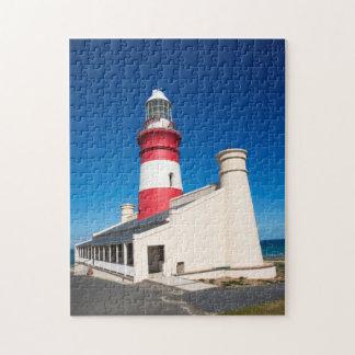 Puzzle des Leuchtturmes