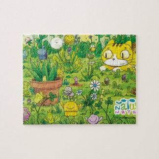 Puzzle NATU NATU garden