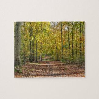 Puzzle Terre Wald de Barnimer