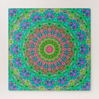 Puzzlespiel-geometrische Mandala G18