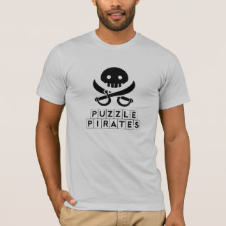 Puzzlespiel-Piraten T-Shirt