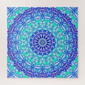 Puzzlespiel-Stammes- Mandala G389