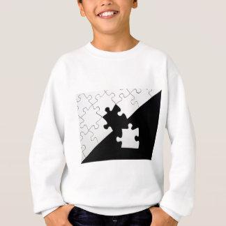 Puzzlespiel-Stück Sweatshirt