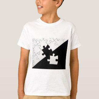 Puzzlespiel-Stück T-Shirt