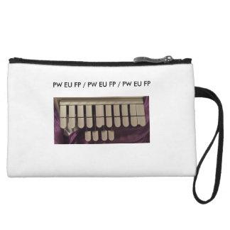 Pw-EU FP/PW-EU FP/PW-EU FP Steno Zippered Tasche