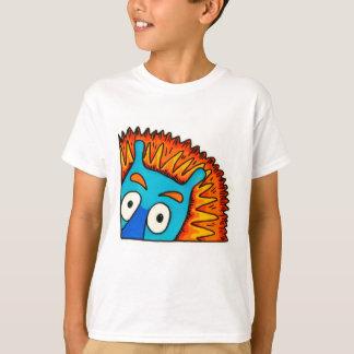 Pyjama-Bauers-hoher 5 KinderT - Shirt
