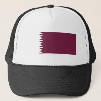 Qatar-Flagge Truckerkappe