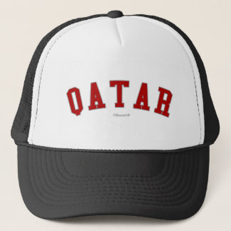 Qatar Truckerkappe