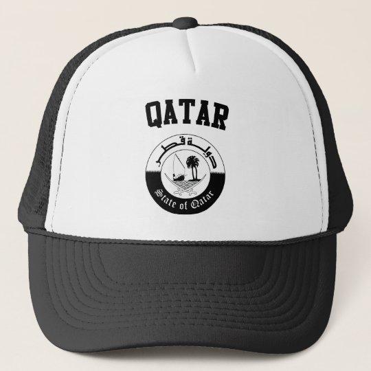 Qatar-Wappen Baseballmütze
