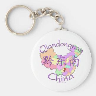 Qiandongnan Chine Porte-clefs
