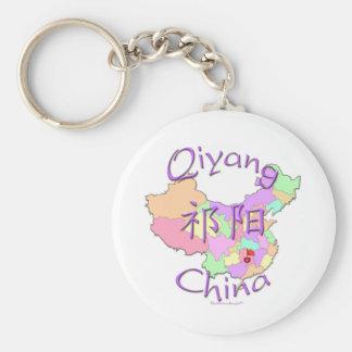 Qiyang Chine Porte-clés