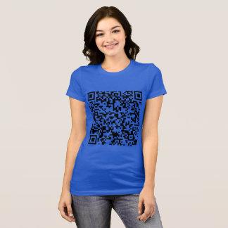 QR - Code - T-Shirt