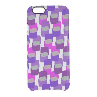 Quadrate Durchsichtige iPhone 6/6S Hülle