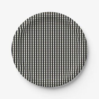 Quadrate Pappteller 17,8 Cm