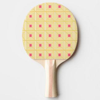 Quadrate Tischtennis Schläger