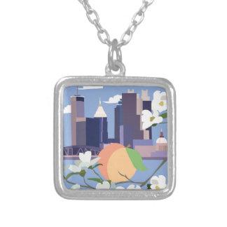 Quadratische Halskette Atlantas